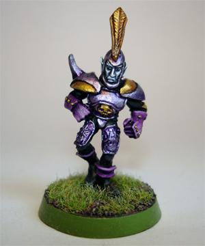 Dark Elf Blood Bowl Blitzer
