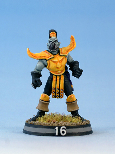 Citadel Miniatures Dark Elf Blood Bowl Lineman