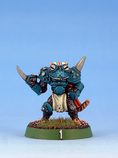Citadel Miniatures Skaven Blood Bowl Blitzer