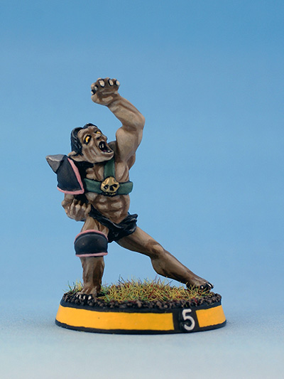 Citadel Miniatures undead Blood Bowl Ghoul