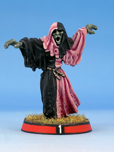 Citadel Miniatures undead Blood Bowl wight
