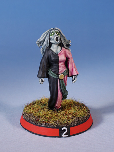 Citadel Miniatures undead Blood Bowl wight