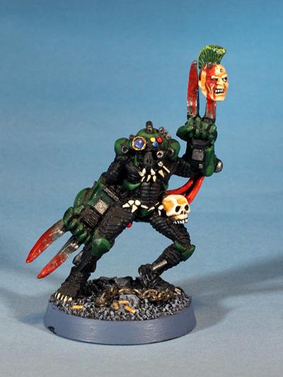 Necromunda Malcadon Spyre Hunter