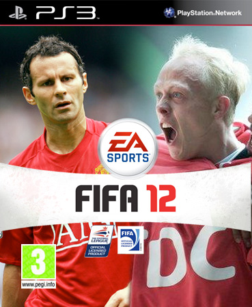 FIFA 12 Giggs edition