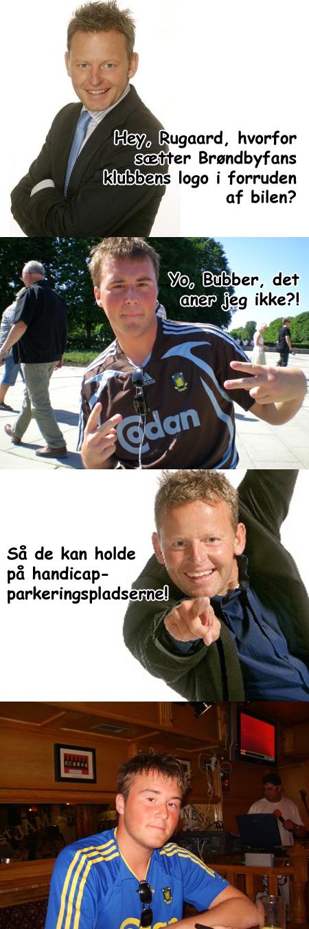 Brøndby klublogo