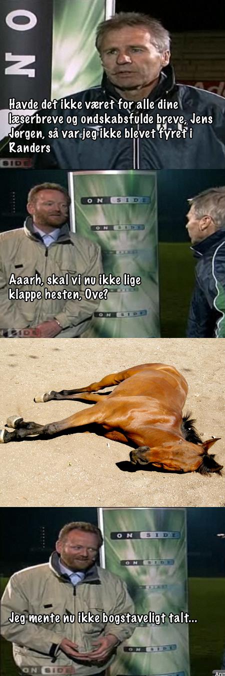 Ove Christensen vs. Jens Jørgen Brinch