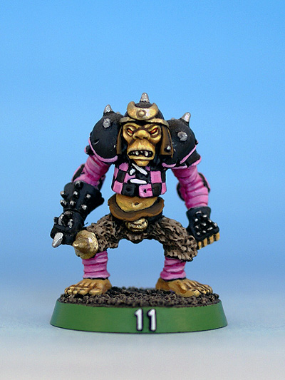 Citadel Blood Bowl hobgoblin