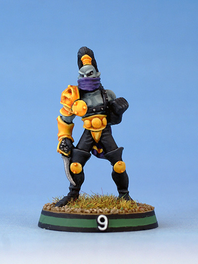 Citadel Miniatures Dark Elf Blood Bowl Assassin