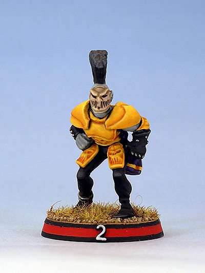 Citadel Miniatures Dark Elf Blood Bowl Blitzer