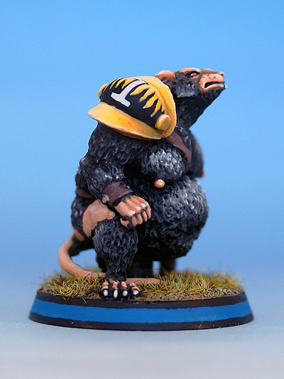 Glart Smashrip skaven blood bowl star player